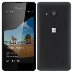 Microsoft Lumia 550 - Telefon Microsoft, Negru, 8GB, Vodafone, Quad core, 1 GB