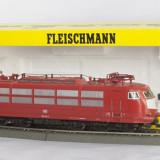 Locomotiva Fleischmann Br 103 scar Ho 1 : 87 - Macheta Feroviara, Locomotive