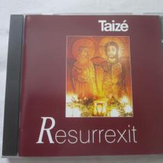 Taize.Resurrexit _ cd, Franta - Muzica Ambientala Altele