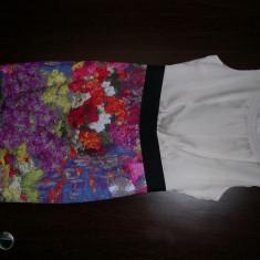 Rochie de zi Nissa, Marime: 42, Culoare: Bej