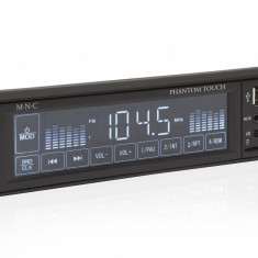 Phantom Touch - Radio auto cu player MP3 USB/SD/MMC, AUX - GBZ-39713 - CD Player MP3 auto
