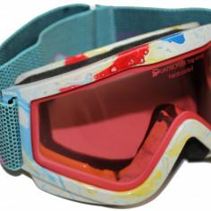 Ochelari schi snowboard Alpina Quattroflex Fog-Stop Hardcoated, unisex, S - Ochelari ski
