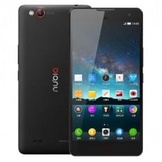 ZTE NUBIA Z7 MAX (DUAL SIM/NFC/SPLIT SCREEN/32GB ROM/IRDA BLASTER/ANDROID 5.1) - Telefon mobil ZTE, Negru, Neblocat, Quad core