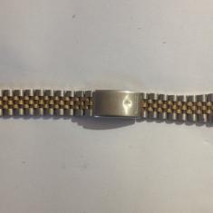 BRATARA CUREA CEAS IONX - AURIU CITIZEN ORIGINALA - Curea ceas din metal