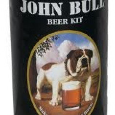 John Bull Irish Stout 1.8 kg - kit pentru bere de casa 23 litri, Neagra