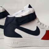 Ghete NIKE air force one BAR-model DAMA - Adidasi dama Nike, Marime: 36, 37, 38, 39, 40, Culoare: Din imagine, Piele sintetica