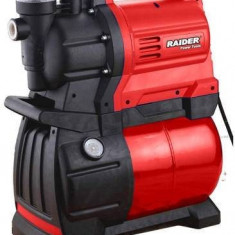 "Raider Booster Pump with Pressure Tank, 1300W, 1"" max 75L/min, 3bar, 48m, RD-WP1300 - Pistol de vopsit"