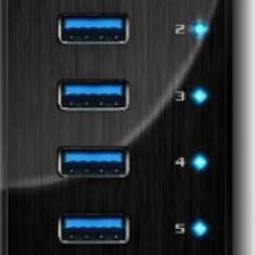 USB Hub UGT-PH307U3 7 porturi USB 3.0 - Hub USB Vantec
