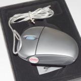 Mouse de colectie din metal cu bila PS2