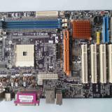 Placa de baza ECS NFORCE3-A DDR1 AGP socket 754 - DEFECTA