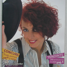 Style Your Life - Revista Frizuri, Tunsori - Coafor - Make-up - Revista moda