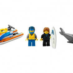 Salvarea surferului (60011) - LEGO Cars