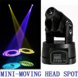 Cosmetice - Proiector profesional cu joc de lumini Moving Head