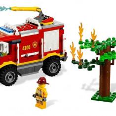 Camion pompieri (4208) - LEGO City