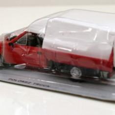 Macheta auto FSO Polonez camioneta, scara 1:43 - defecta