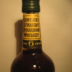 Whisky four roses, bourbon kentucky straight, 6 years cl.70 gr.40