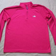 Tricou maneca lunga / bluza The North Face (marimea L/XL, outdoor, trekking) - Imbracaminte outdoor The North Face, Barbati