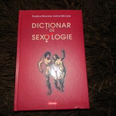 Dictionar de sexologie, Rodica Macrea, Ioana Miclutia