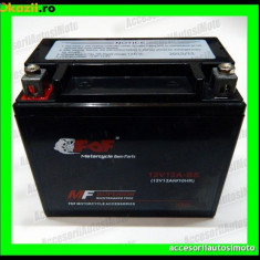 Acumulatori Moto - BATERIE ATV 12Ah 12V 12 Amperi BATERIE 12 Ah Moto