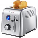 Breville Toaster Breville VTT530X-01 2 Slices Polished Inox