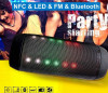 Boxa Bluetooth Portabila Q6 Magic Light Beats AUX, USB, Card, Garantie, Factura