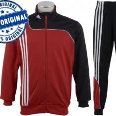 Trening copii Adidas Sereno - trening original - pantaloni conici, L, Din imagine