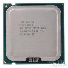 Procesor Intel Pentium D945 Socket LGA775 Dual Core 3.4Ghz/4M/800, Pret Mic! - Procesor PC Intel, Intel Pentium Dual Core, Numar nuclee: 2, Peste 3.0 GHz