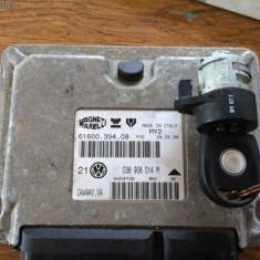 Kit pornire Volkswagen Golf IV 1.4 16v 036906014M - ECU auto