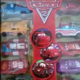 Masinuta de jucarie - Set 10 masinute Cars 2