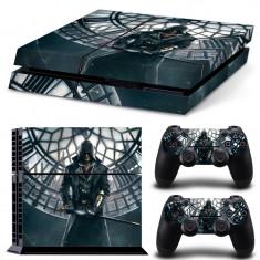 Skin / Sticker/ Folie Assassins Creed Playstation 4 PS4 + 2 Skin controller