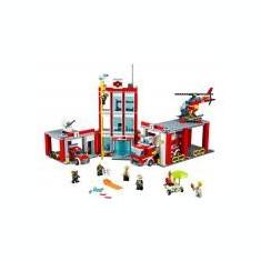 LEGO DUPLO - Remiza de pompieri