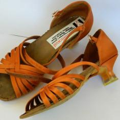 Pantofi copii - Pantofi DANS SPORTIV fetita 8- 9 ani