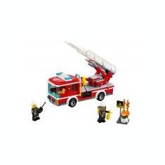 LEGO City - Camion de pompieri cu scara
