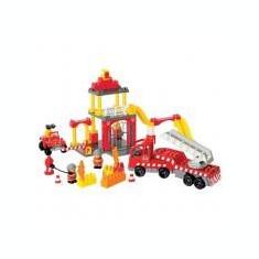 LEGO Technic - Set Constructii Statie de Pompieri
