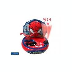 CD player - Lexibook Radio cu ceas ; alarma si proiectie Spiderman