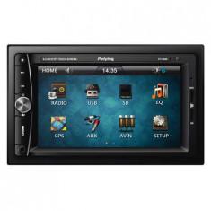 CD Player MP3 auto - SISTEM AUTO CD PLAYER AUTO 2 DIN DVB-T/GPS/BT PEIYING