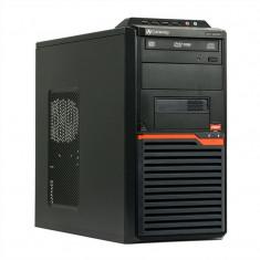 Sisteme desktop fara monitor Gateway, AMD Athlon II, Peste 3000 Mhz, 4 GB, 100-199 GB, AM3 - Calculator GATEWAY DT55, Athlon II X2 260 3.2GHz, 4GB DDR3, 160GB, DVD-RW