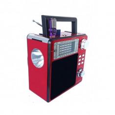 Mini radio cu MP3 player si Karaoke New Kanon KN-892REC - Aparat radio