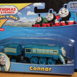 TAKE-n-Play cu magnet - Thomas and Friends trenulet jucarie - locomotiva CONNOR