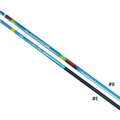 Undita baracuda fibra sticla 5m - Lanseta