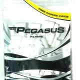 Filtre Pegasus SLIM  + 50 FOITE pentru rulat tutun / tigari