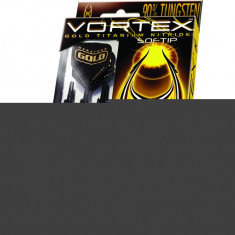 Sageti darts - Set sageti Vortex Gold Soft VG1 18g