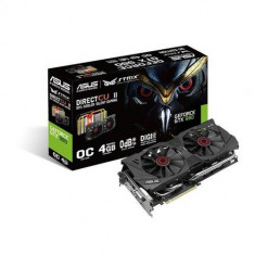 Placa video PC - Asus Placa video Asus STRIX-GTX980-DC2OC-4GD5 NVIDIA GeForce GTX 980, PCI Express 3.0, GDDR5 4096MB-256 bit, DVI/HDMI/Display Port, HD CP Support