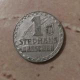 AUSTRIA - 1 STEPHANS GROSCHEN 1950., Europa, Cupru-Nichel
