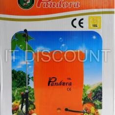 Pompa pentru stropit - Pompa de stropit electrica Pandora 18L tija alama vermorel pulverizator electric