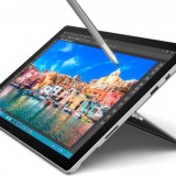 Tableta MICROSOFT Surface Pro 4-256GB /Intel Core i7/16GB RAM/Silver/Nou/Factura