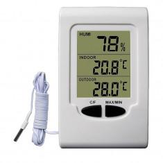 Termometru - Termohigrometru digital Koch 14511