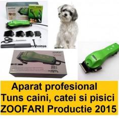 Caine - Aparat Masina de tuns profesionala animale caini Zoofari original DC-38