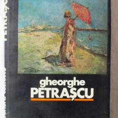 GHEORGHE PETRASCU, Eleonora Costescu, 1975. Text in limba franceza. Carte noua - Album Pictura