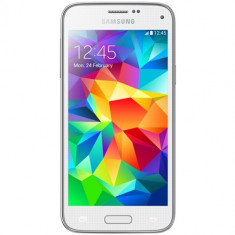 Telefon mobil Samsung Galaxy S5 Mini - Samsung SM-G800F Galaxy S5 Mini White/Euro spec/Original box